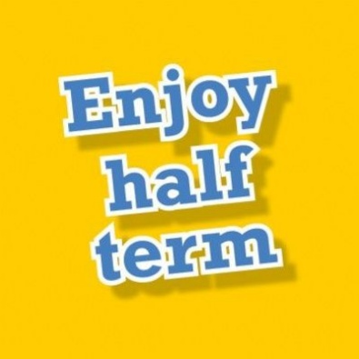 Learners of the week and happy half term!