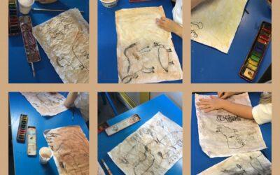 Stone Age Art – Y3