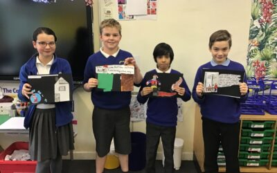 Y6 DT project