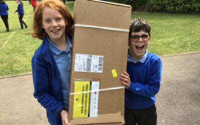Special Delivery for the Eco-Committee