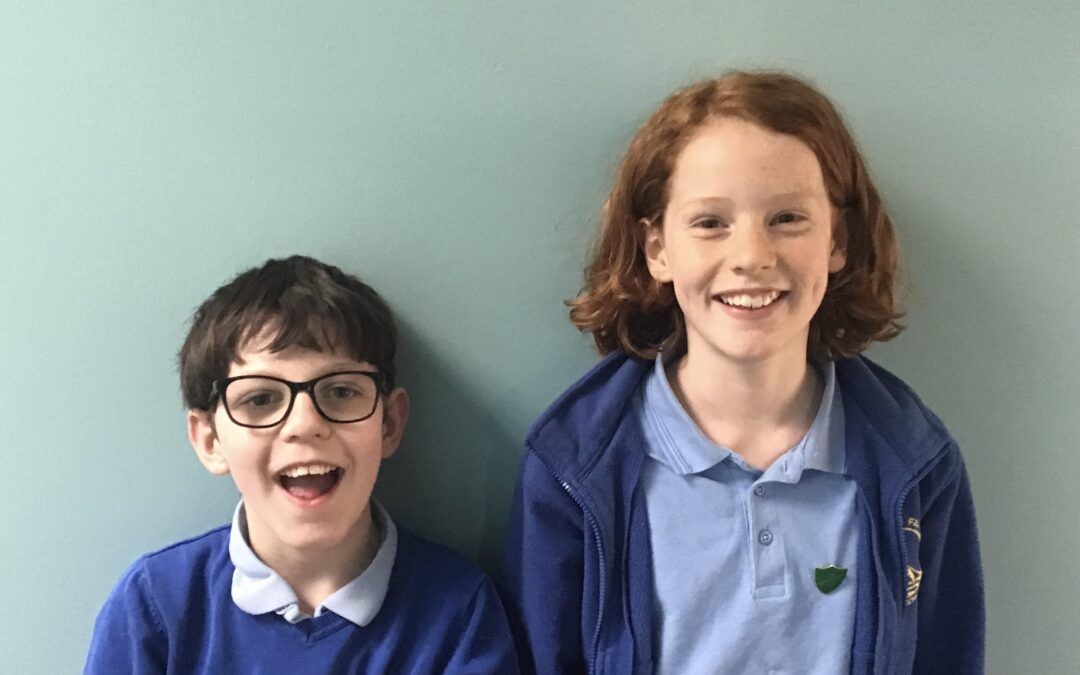 Meet our guest bloggers from the school's Eco Committee