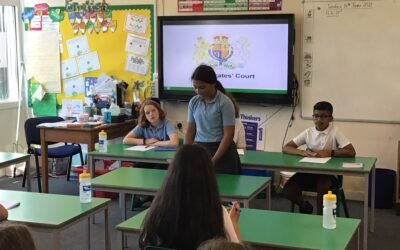 Y6 Magistrates Sessions