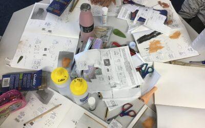 ART in the Studio!