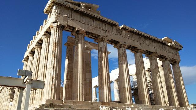 Greek Day in Y5!